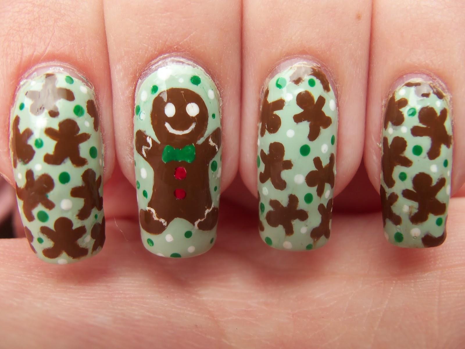 http://megsmanicures.blogspot.com/2014/12/gingerbread-men.html