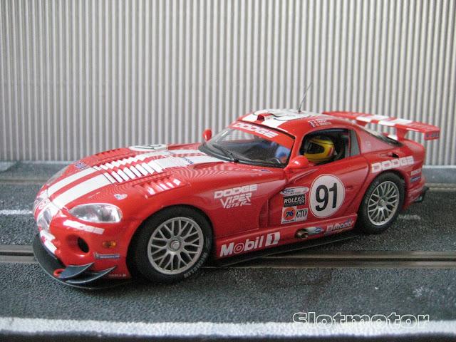 Dodge Viper GTS R 24h Daytona 2000