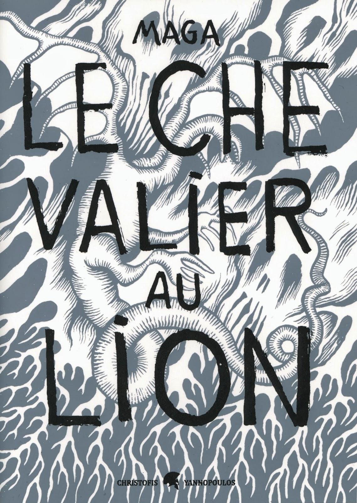 LE CHEVALIER AU LION par Maga
