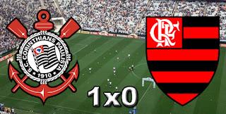 Ficha da Bola Placar Corinthians 1x0 Flamengo Arena Corinthians 32ª Rodada Campeonato Brasileiro 2015