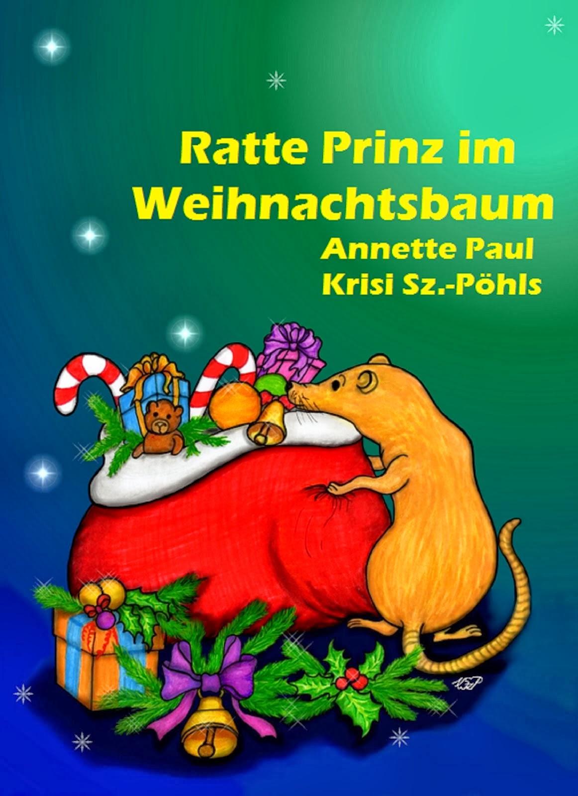 Weihnachten mit Ratte