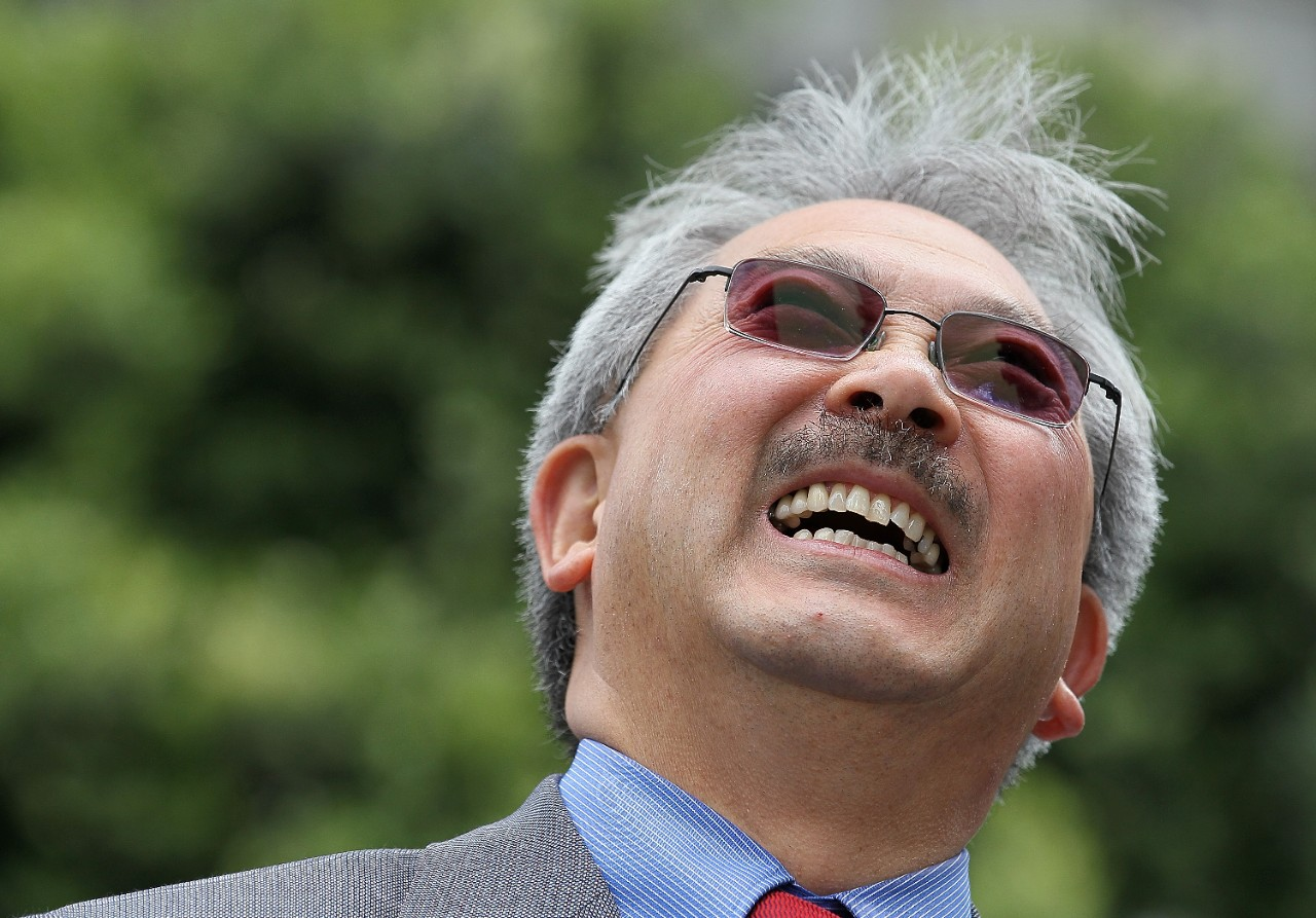 ED LEE, MAYOR OF SAN FRANCISCO: DEAD AT 65.