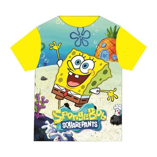 Baju Anak Karakter Spongebob Dream Kids Size 2 - 12 Tahun