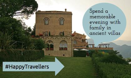 Ravello, Italy, Villas