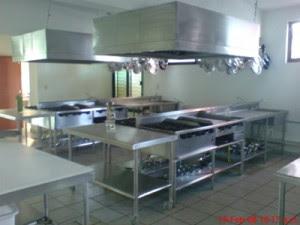 Delichips la empresa for Plano de cocina fria