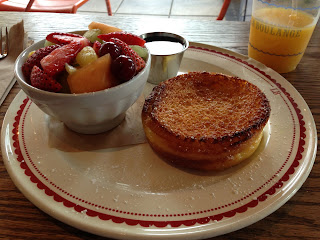 French Toast at La Boulange
