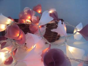Luminárias Luzes de Fadas