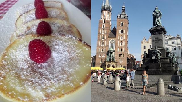 Małdrzyki krakowskie i relacja z wycieczki w Krakowie