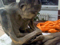Mumi Biksu di Mongolia Tidak Mati, Melainkan 'Meditasi'?