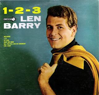 Len Barry – 1-2-3 (1965)