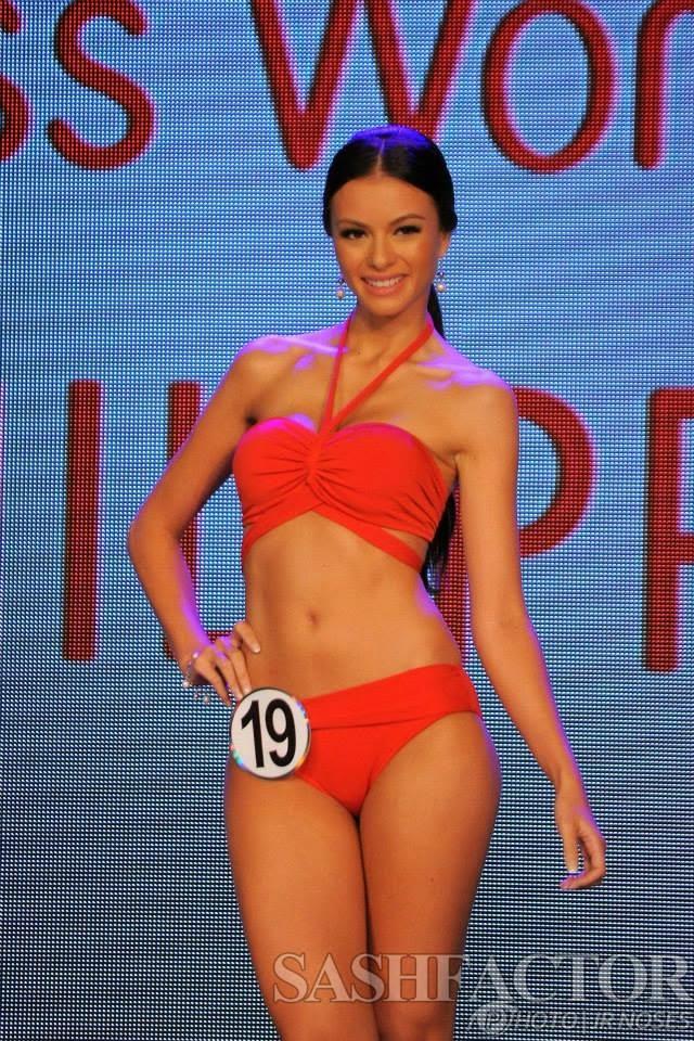 MISS WORLD PHILIPPINES 2014 C19