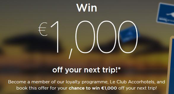 wygraj 1000 EUR na hotele