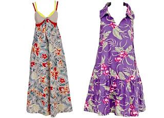 fotos de modelos de vestidos com florais