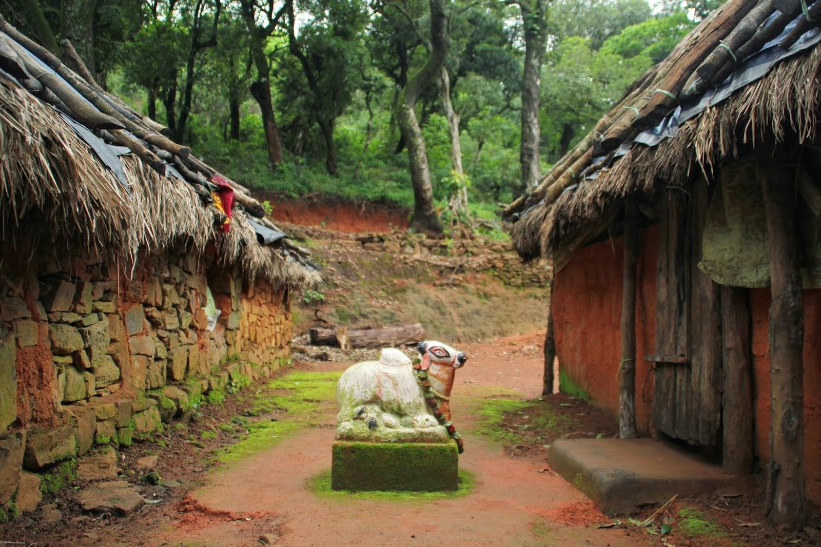Ashram at Mahendragiri
