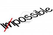 Motivacion palabra imposible transforma en concepto posible motivacion