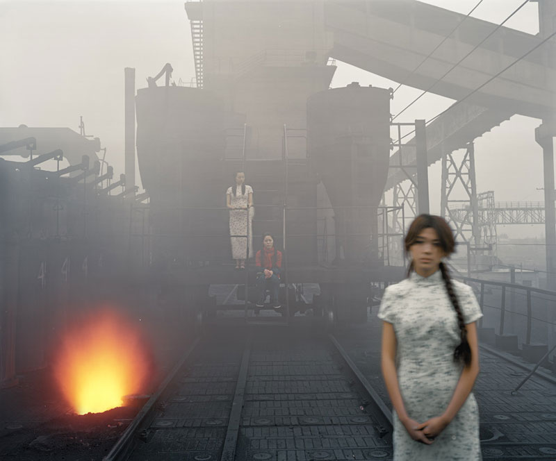 Doctor Ojiplatico. Chen Jiagang. Smog City