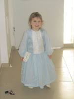 how to make a cinderella costume