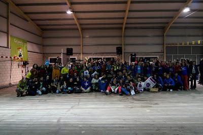 I Encuentro de escaladoras Neskalatzaileak 2015. Éxito de convocatoria