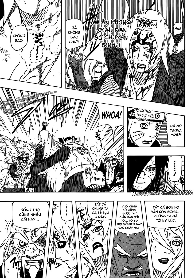 Naruto - Chapter 562 - Pic 15
