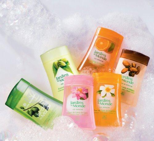 Bán Sữa tắm Jardins du Monde (300ml) - mỹ phẩm xách tay Nhật, Hàn Quốc, Pháp, Đức Giá cực cạnh tranh với Giá 90.000 VNĐ