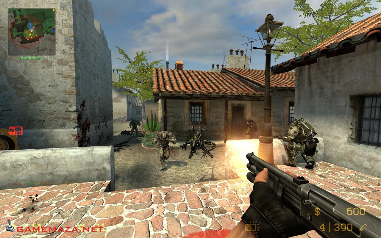 Counter strike source gameplay скачать через торрент