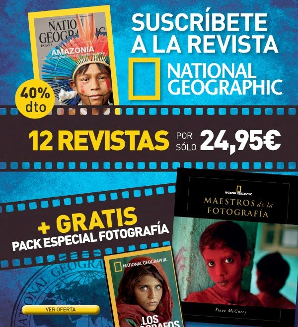 OFERTA NATIONAL GEOGRAPHIC