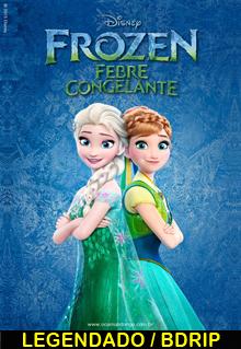 Assistir Frozen: Febre Congelante Legendado 2015