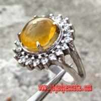 Fire Opal Cincin Cewex