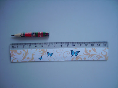 the tiniest pencil