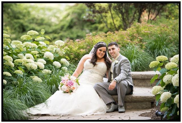 Bride's Bouquet - River Stone Manor - Scotia NY - Schenectady - Wedding Flowers - Splendid Stems Floral Designs