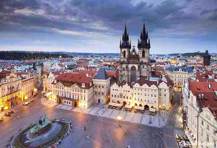 Country : Czech Republic