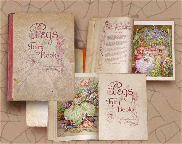 Peg's Fairy Book