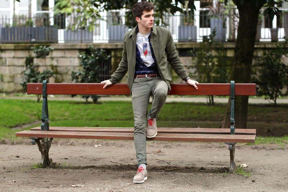AIGLE-VOYAGEURBAIN-American--Vintage-Bomber_Cheapmonday-Jeans_Mister-Marcel_Monderer-hybrid-nantes-blog-mode-homme-Mensfashion-Paris2