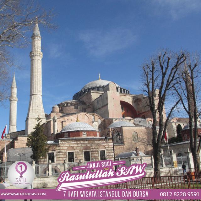 Paket Wisata Turki 2015 dari Jakarta dengan Pelayanan Terbaik