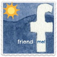 Friend me on Facebook!