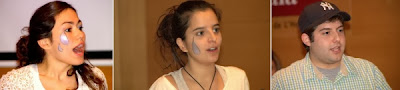 Georgina Sáez - Núria Vilahur - Guerau Martínez