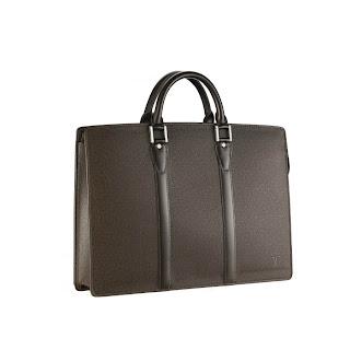 Louis Vuitton Taiga Leather Lozan M30058