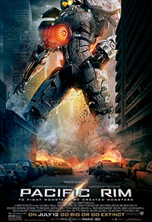 Pacific Rim Movie Poster 2013
