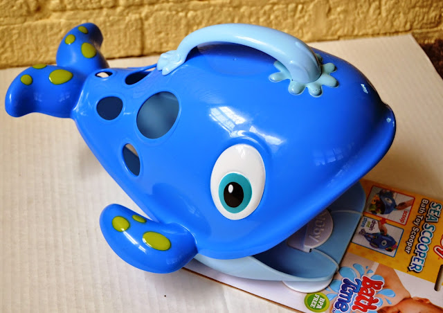 Nuby Whale Sea Scooper