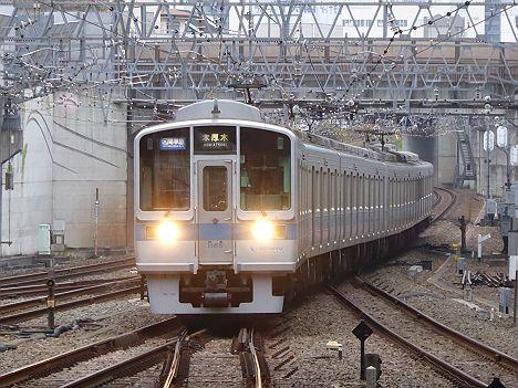 小田急電鉄 区間準急 本厚木行き 1000形