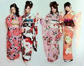 Cute Kimono Scandal Band