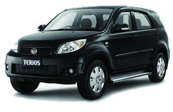 Daihatsu Terios TX AT ADVENTURE 2011