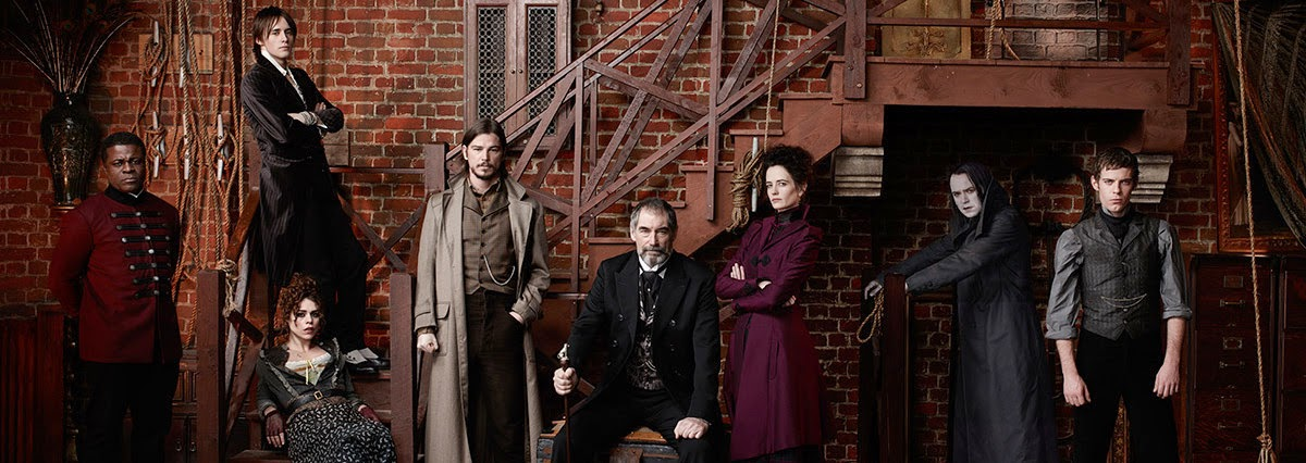 Penny Dreadful Season Two: New Trailer - Undead Monday