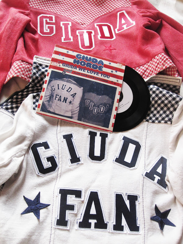 Giuda - Look over your shoulder - 2010 giuda horde giuda we love you