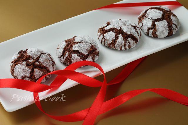 Шоколадные кринклы