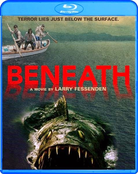 Beneath (2013) BluRay 720p BRRip 600MB