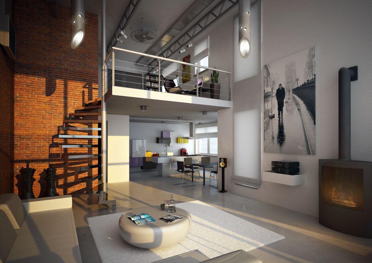 blog dla ludzi z wn trzem lofty. Black Bedroom Furniture Sets. Home Design Ideas