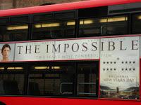 Publicidad de la película española Lo Imposible
