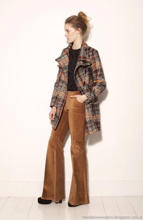 Akiabara abrigos moda invierno 2013