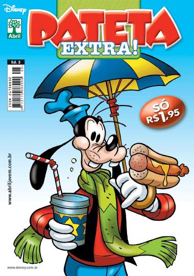 Pateta Extra nº 5 [Abril/2011] - Prévia em scans na pág 1! PTE05c01
